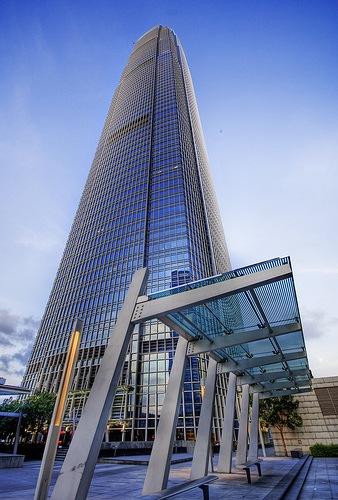 Du finansų centrai