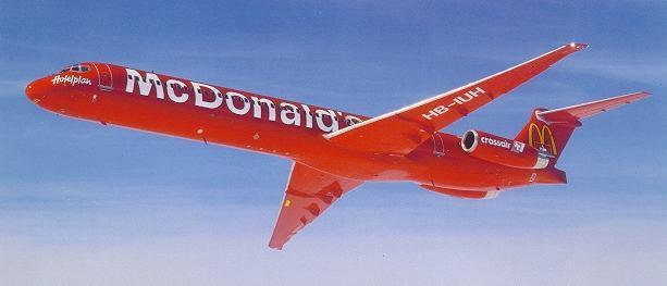 McLėktuvas
