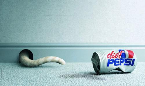 Pepsi reklama su kate