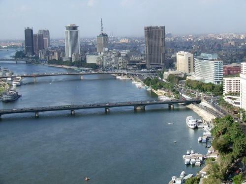 Nilas prie Kairo