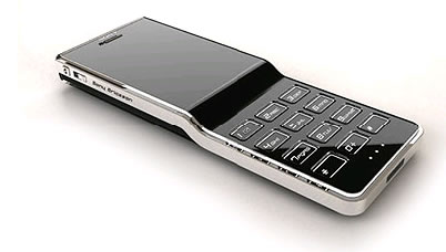 """Sony Ericsson Black Diamond"""