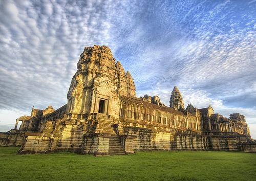 Angkor Wat (nuotr. stuckincustoms/flickr.com)