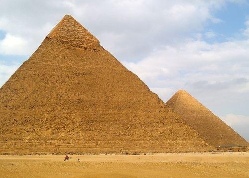 Cheopso piramidė (nuotr. chuha/flickr.com)