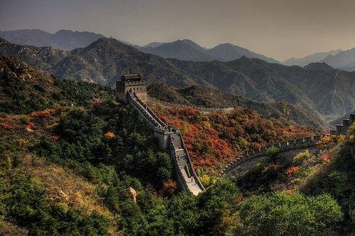 Didžioji kinų siena (nuotr. 22079885@N02/flickr.com)