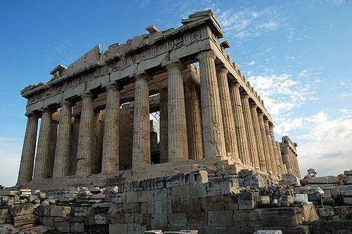 Partenonas (nuotr. caribb/flickr.com)