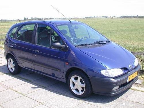Renault MeganeScenic