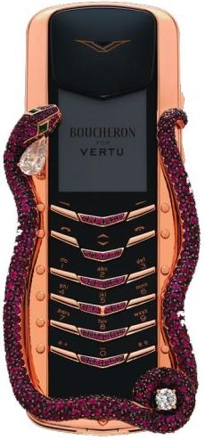 """Vertu Signature Cobra"""