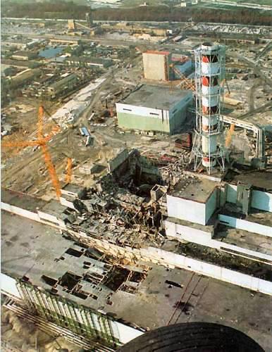 """""""Černobylio atominės elektrinės avarija"""""""