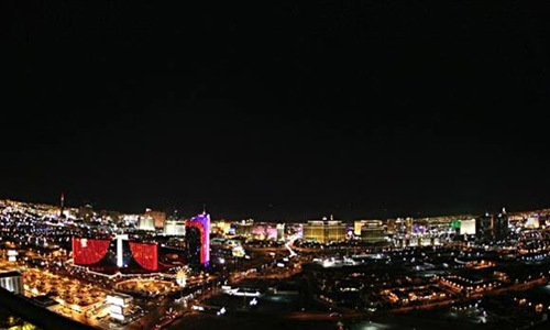 Las Vegasas (nuotr. David Sherman/NBAE)