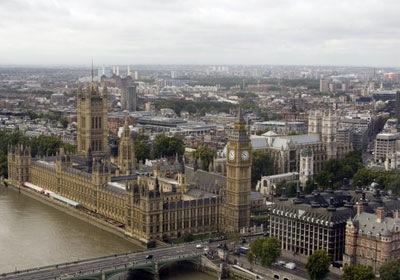 Londonas (nuotr. Konstantin Karchevskiy/Shutterstock)
