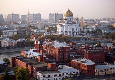 Maskva (nuotr. Tatiana Morozova/Shutterstock)