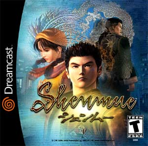"""Shenmue"""