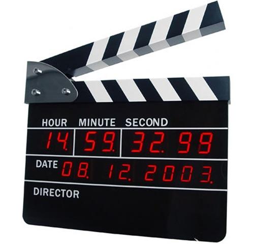 clapperboard-alarm-clock