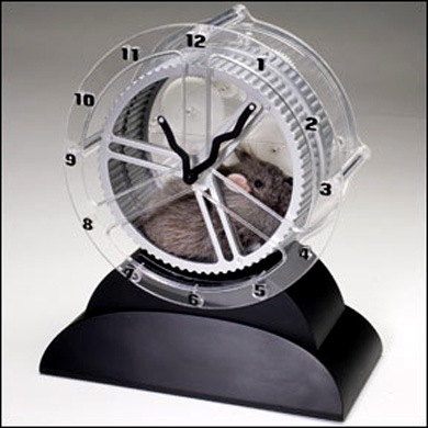 Rat-Race-Clock
