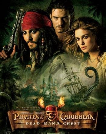karibu piratai numirelio skrynia