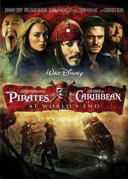 karibu piratai pasaulio pakrasty